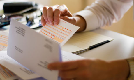 Почтово-секретарское обслуживание